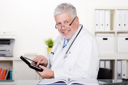 Gutachter im Medizinrecht zur feststellung Berufsunfähigkeit